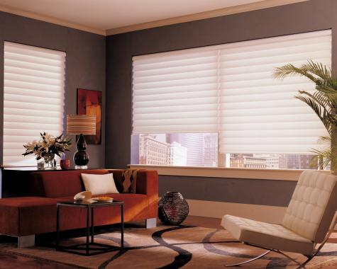 Cortina Vignette® - Hunter Douglas - Home office